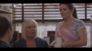 Coronation Street - Anna Finds Out That Nicola Is Phelan's Daughter