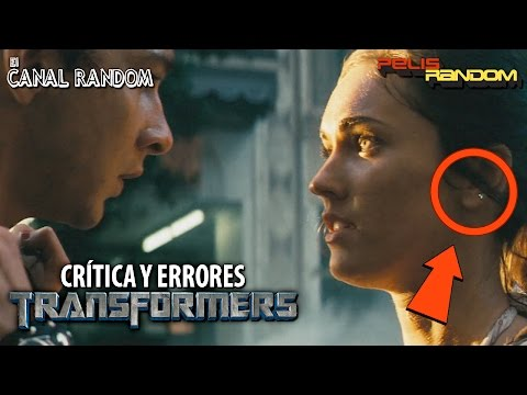 Movie Mistakes Transformers (Spanish Audio)