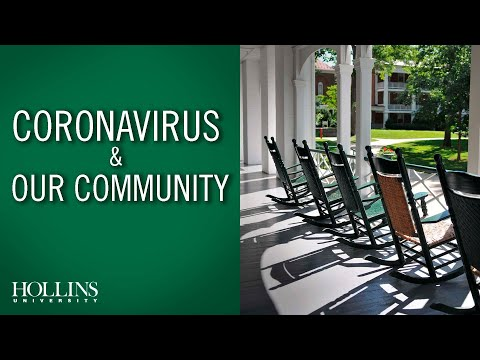 A Message from Hollins University on Coronavirus