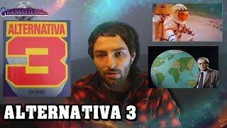 Alternativa 3 - La élite escaparía a Marte ante una gran catástrofe | VM Granmisterio