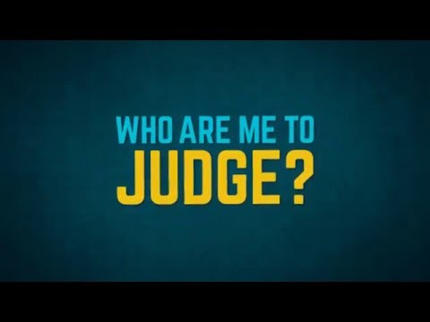 Andrew Caldwell - Who Are Me To Judge (Official Lyric Video)