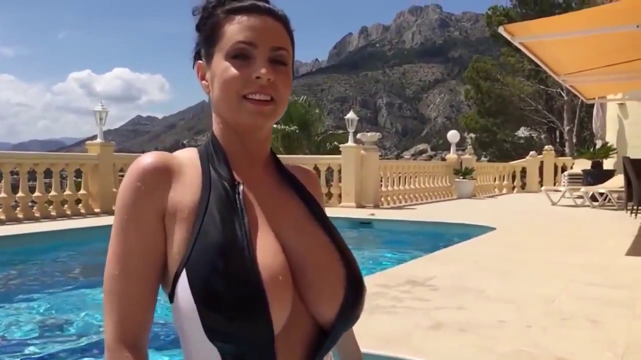 Big Boobs Bouncing - Youtube-2849