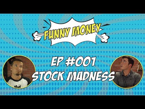 Ep.001 - Stock Madness Selection Show.