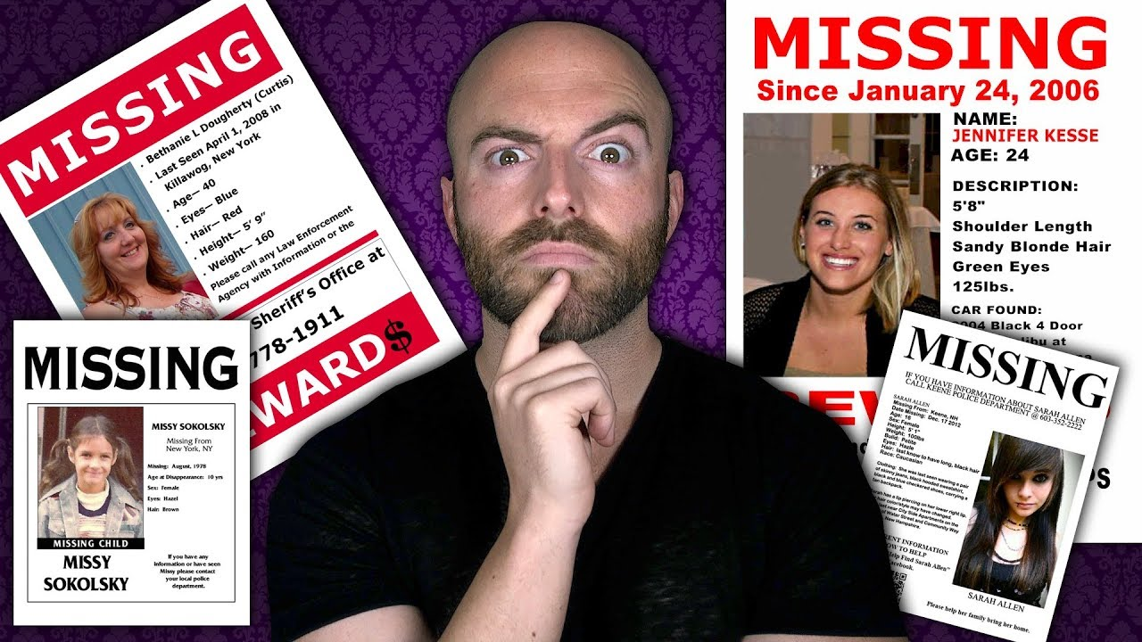 10 Most Mysterious Missing Person Cases