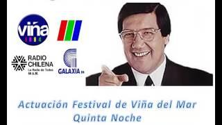 "Jorge ""Chino"" Navarrete Festival de Viña 1994"