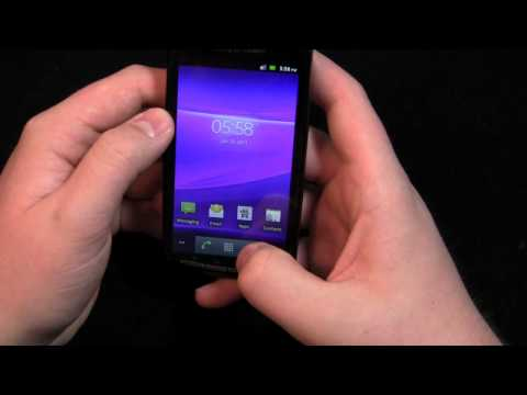 Sony Ericsson Xperia PLAY Review Part 1