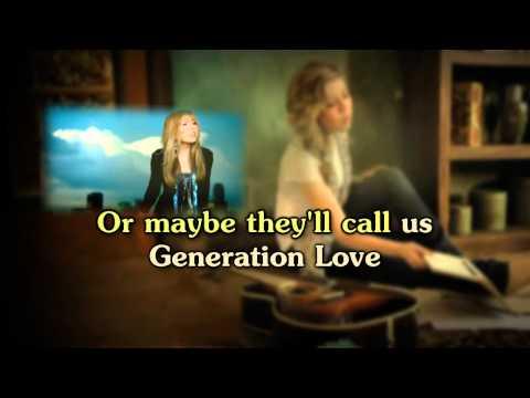 Jennette McCurdy - Generation Love [Karaoke/ Instrumental]
