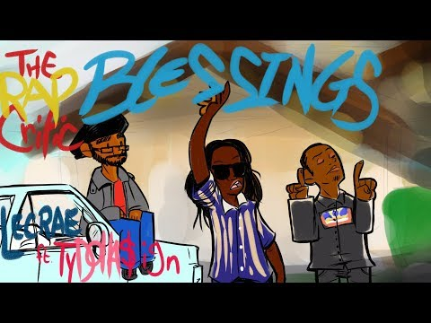 Rap Critic: Lecrae  Blessings ft Ty Dolla $ign the Return to Christian Rap