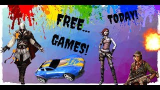 How to Get Free Games | Working Tutorial 2019
