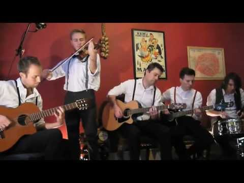 Gypsy Jazz Band For Hire | The Gypsy Carnivals