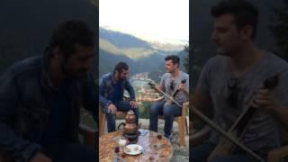 Resul Dindar & Ekin Uzunlar - Dumanlar Alçak Alçak Video