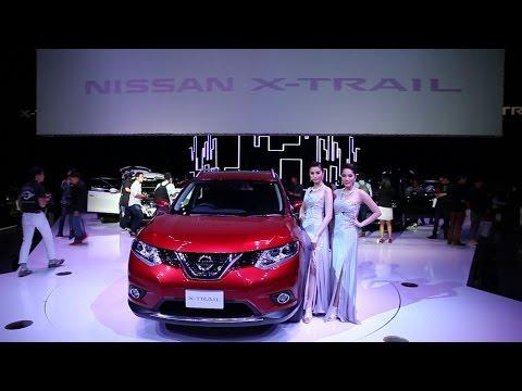 2014 Nissan X-Trail Thailand launch : งานเปิดตัว นิสสัน เอ็กเทรล ใหม่