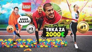 TRKA PO LEGO KOCKICAMA w/ BAKA PRASE