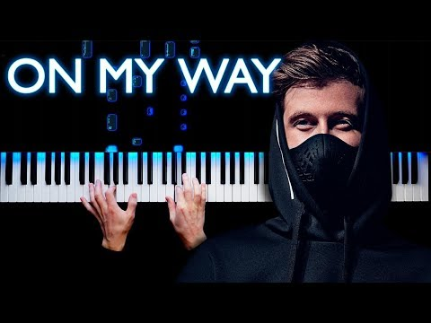 Download Mp3 Alan Walker On My Way Cover