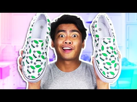 Thumbnail: DIY How To Make GUAVA JUICE SHOES!