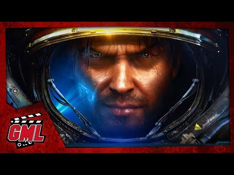 STARCRAFT 2 : WINGS OF LIBERTY - FILM JEU COMPLET EN FRANCAI