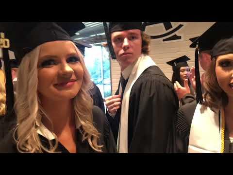 Canton Academy 2020 graduation