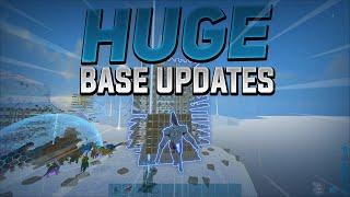 Ark Unofficial Pvp   FusionPvp   Huge Base Upgrades + Raiding