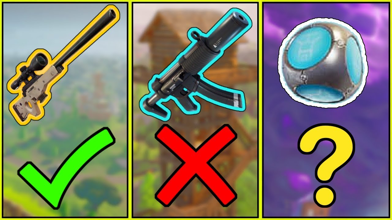 Vault These Items New Port A Fort Useless Fortnite Items
