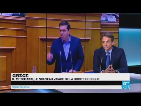 Interview exclusive de Kyriakos Mitsotakis, le nouveau visage de la droite grecque