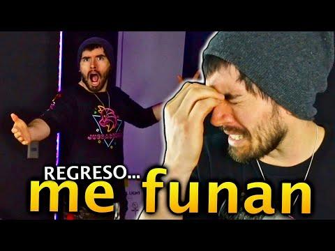 REGRESO DESPUES DE 2 MESES... ME FUNAN!!