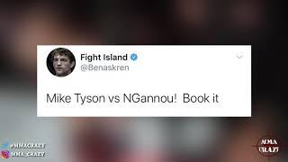 MMA Pros React to Francis Ngannou KO Jairzinho Rozenstruik at UFC 249