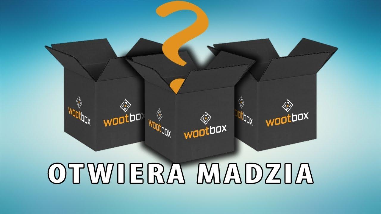 Wootbox [Sierpień]  – Unboxing