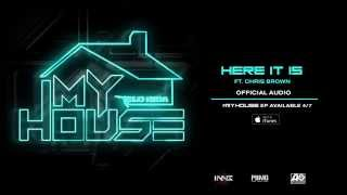 Gambar cover Flo Rida ft. Chris Brown - Here It Is [Official Audio]