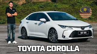 All-New Toyota Corolla Altis 舊瓶裝新酒 , 還是新瓶裝舊酒 ?