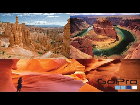 USA trip 2017 - Bryce Canyon, Antelope Canyon, Grand Canyon, Monument Valley and more!