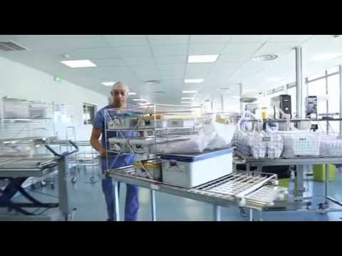Reprocessing In Hospital For Complex Medical Devices