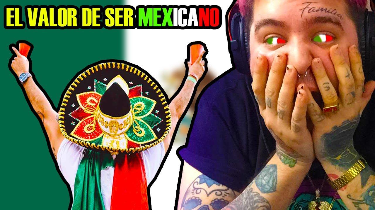 ARGENTINO REACCIONA A EL VALOR DE SER MEXICANO