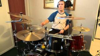 New Found Glory - Memories and Battlescars (drum cover)