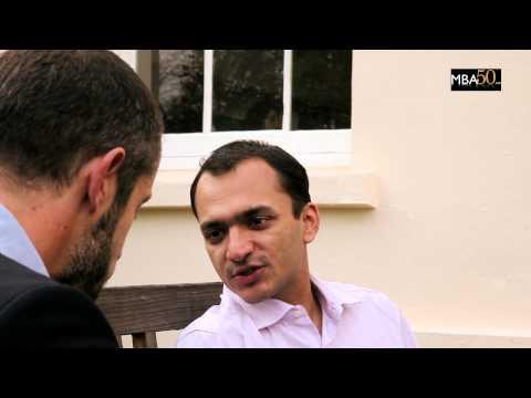 MBA50 London Business School MBA Student Karan Gupta - Interview My Education Times