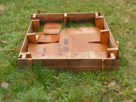 Gardenhacker Com Podcast01 Shallow Raised Bed Pallet