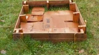 Gardenhacker.com Podcast01: Shallow Raised Bed Pallet Garden