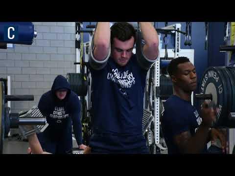 Penn State football 2018 winter workouts