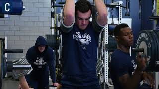 Penn State football 2018 winter workouts