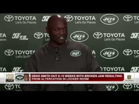Todd Bowles: The fight involving Geno Smith