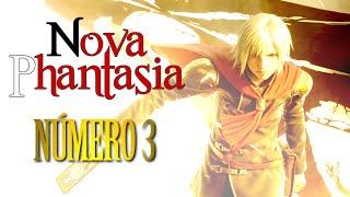 Nova Phantasia #3 - ¡Nuevos títulos anunciados!