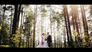 Андрей и Алёна. Свадебная видеосъёмка в Витебске