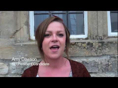Amy Dawson for SU President