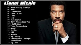 Lionel Richie Greatest Hits, Best Songs of Lionel Richie