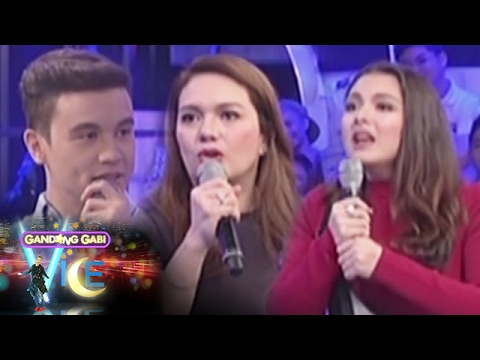 GGV: Sylvia Sanchez, Arjo Atayde, and Ria Atayde acting showdown