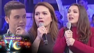 GGV: Sylvia Sanchez, Arjo Atayde, and Ria Atayde acting showdown