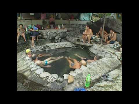 Wulai Springs Taiwan: Burt Wolf Travels & Traditions