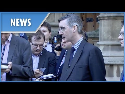 Rees-Mogg slams Theresa May with letter of no confidence