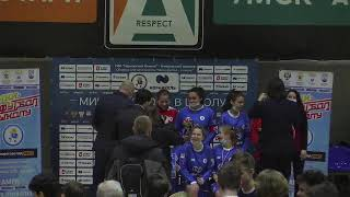 Мини футбол в школу Городские финалы в Санкт Петербурге 18 03 2021
