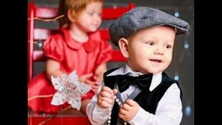 видео Нарядная одежда для детей