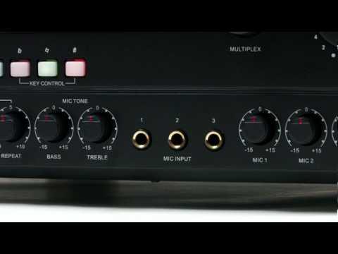 Acesonic AM-190 300W Karaoke Mixing Amplifier